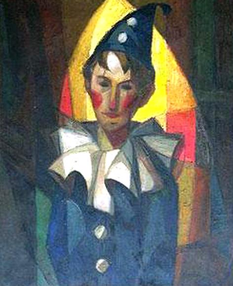 eberto-escobedo-lazo-clown-pintores-latinoamericanos-juan-carlos-boveri