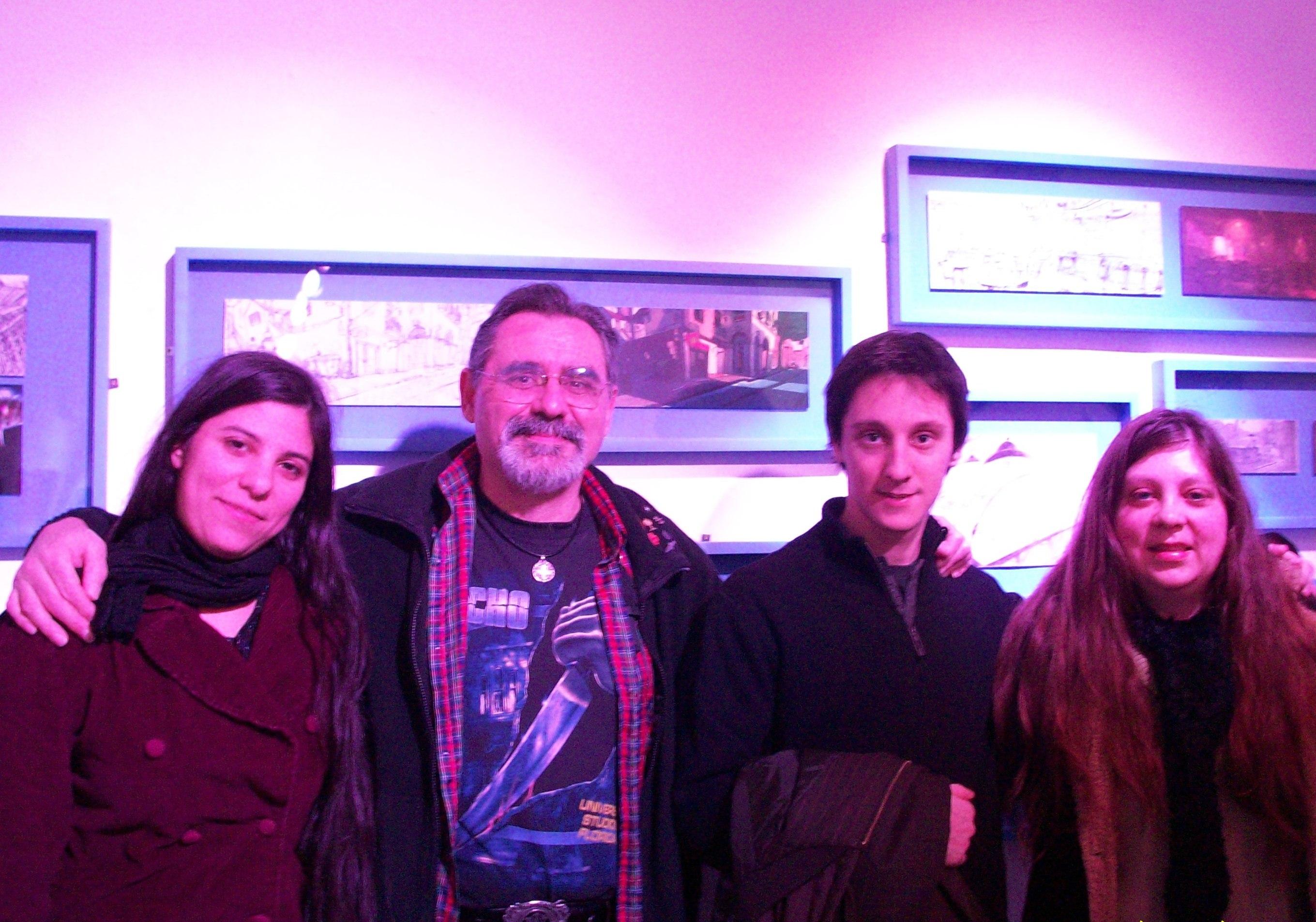 TCyC y ZEPfilms con María Christensen y María Luján. Marco: el arte de Metegol.