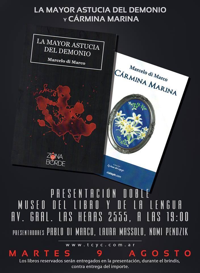 Flyer presentación 2